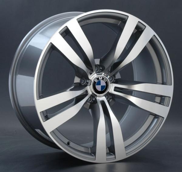 LS Replica B99 BMW 8,5x19 5x120 ET 35 Dia 74,1 (GMF графит).